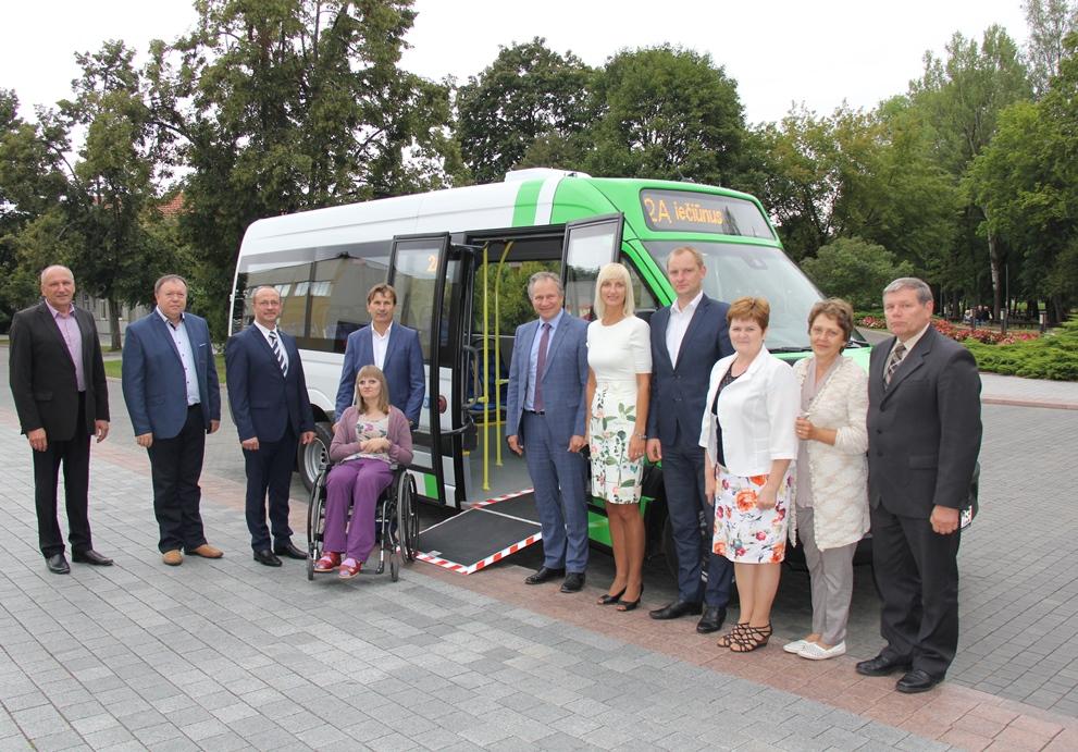 Kautra autobusas Druskininkai