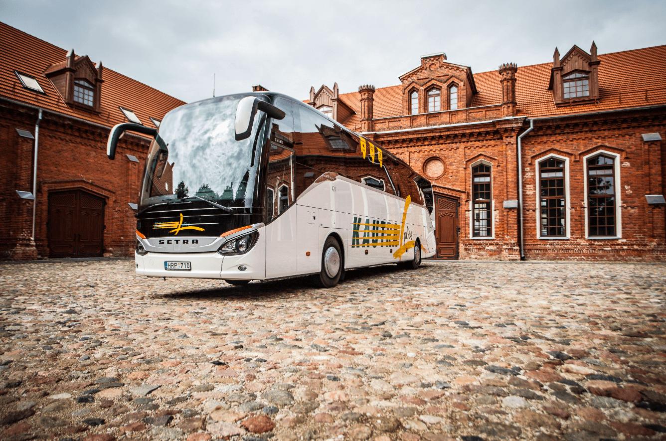 """""""Kautra plius"""" autobusas"""