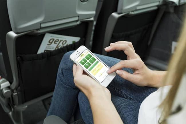 Nemokamas internetas autobuse kelionės Kaunas Palanga metu