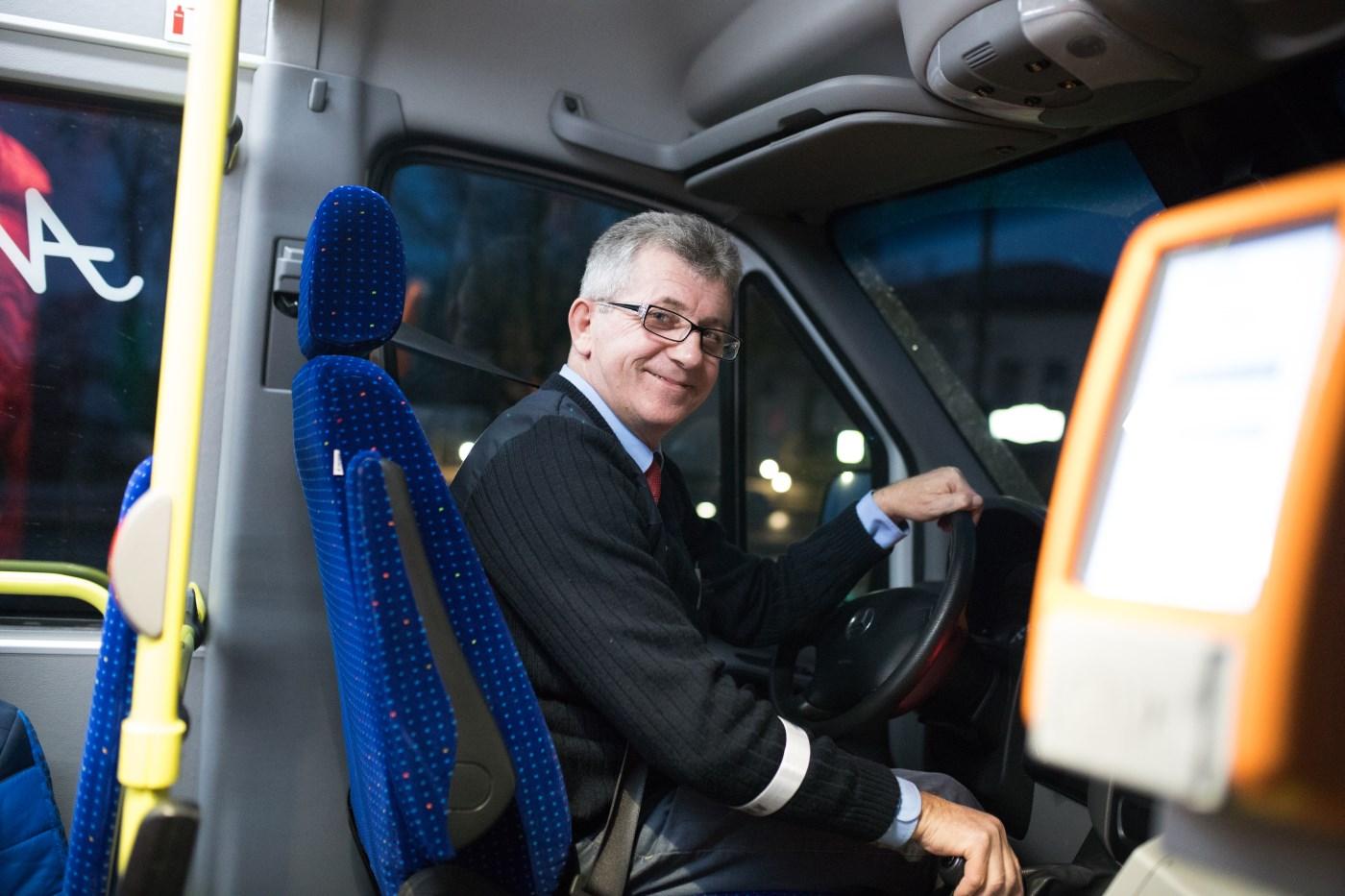 Kautros autobusai Alytuje