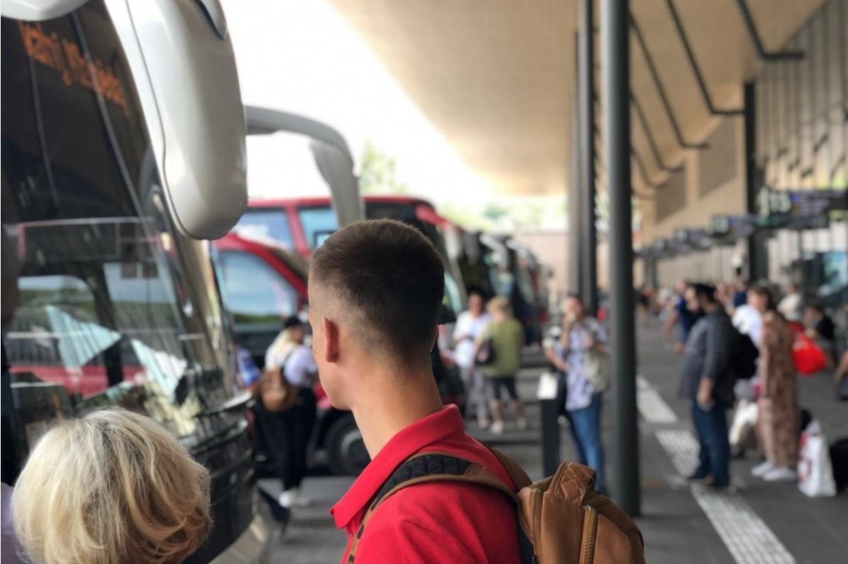 Kautra tarpmiestiniai autobusai