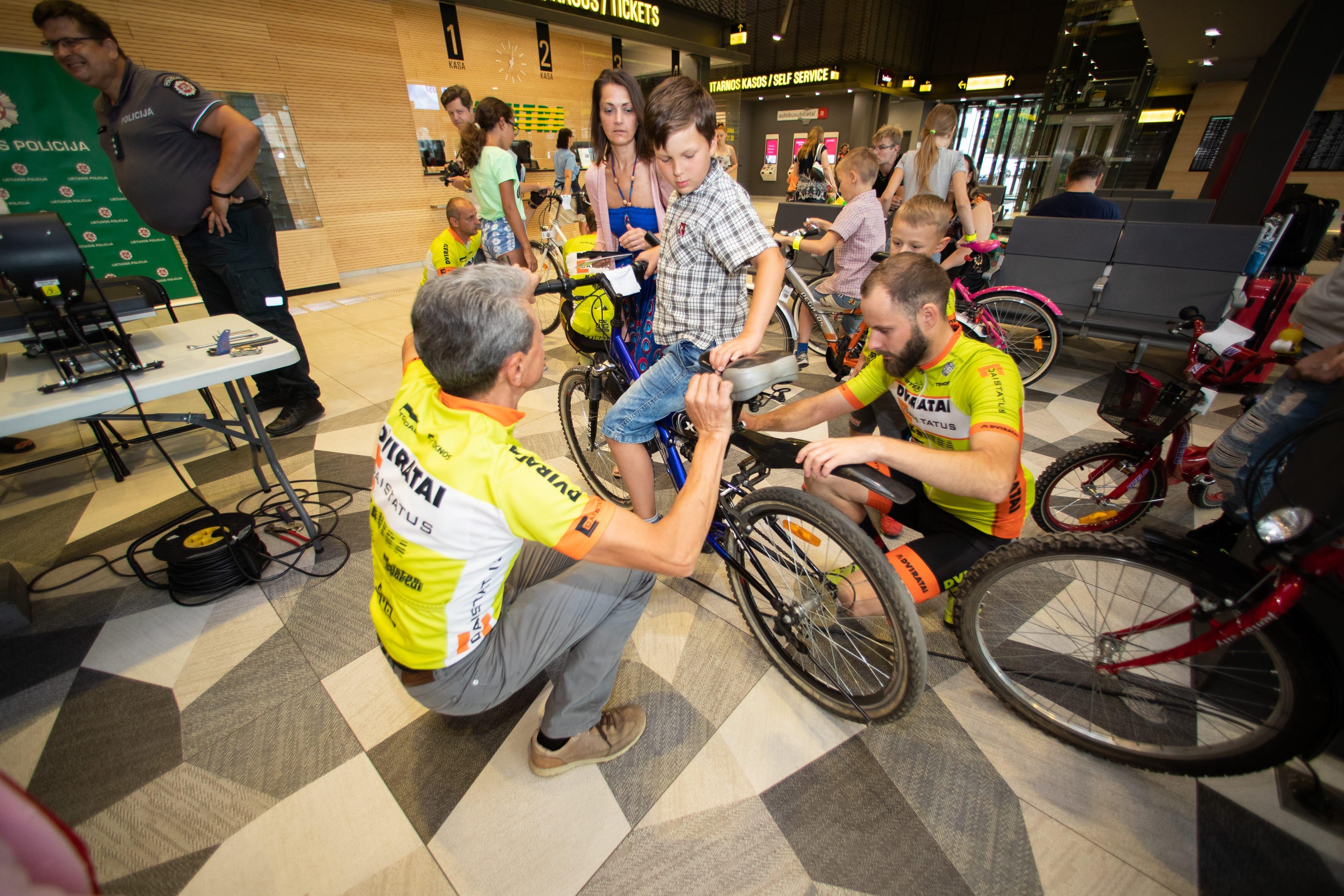 nauja dviračio šeima 2020